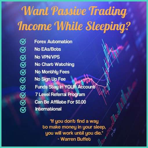 Passive Forex Trading